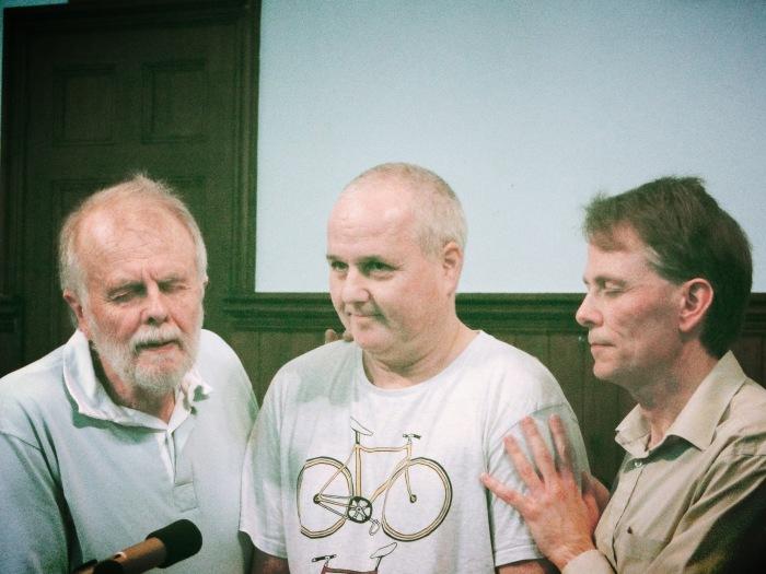 Michael Syrett baptism
