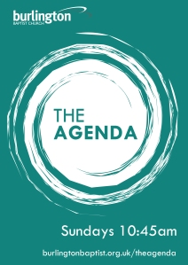 The Agenda Sundays